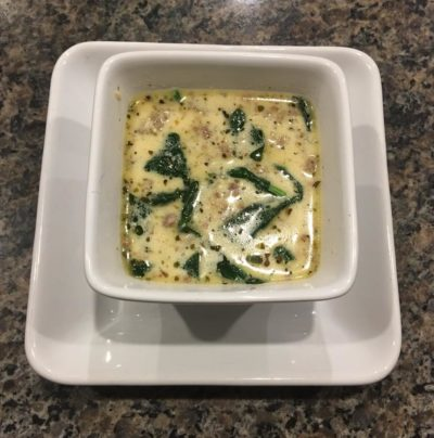 Zuppa Toscana –keto, low carb, pressure cooker friendly